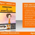 Free Mini E-Book : Animation & Storytelling