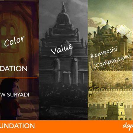 Dapoer Animasi : Art Foundation