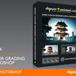Dapoer Animasi : FREE Mini E-Book – Basic Color Grading with Photoshop