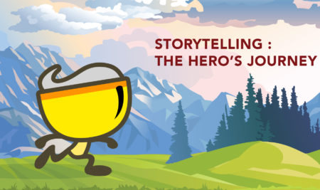 Storytelling : The Hero's Journey